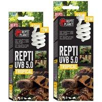 Repti Planet Tropical Repti - trópusi terráriumokhoz izzó (UVB 5.0)
