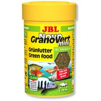 JBL NovoGranoVert Mini zöld táp granulátum