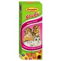 Avicentra mézes és vitaminos rudak hörcsögöknek, egereknek és patkányoknak