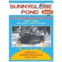 SunnyGlobe Pond bio-enzim granulátum kerti tavak biológiai tisztítására, fenékiszap lebontó hatással