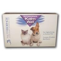 NutriScience Kalm Aid stresszoldó tabletta kutyáknak és macskáknak