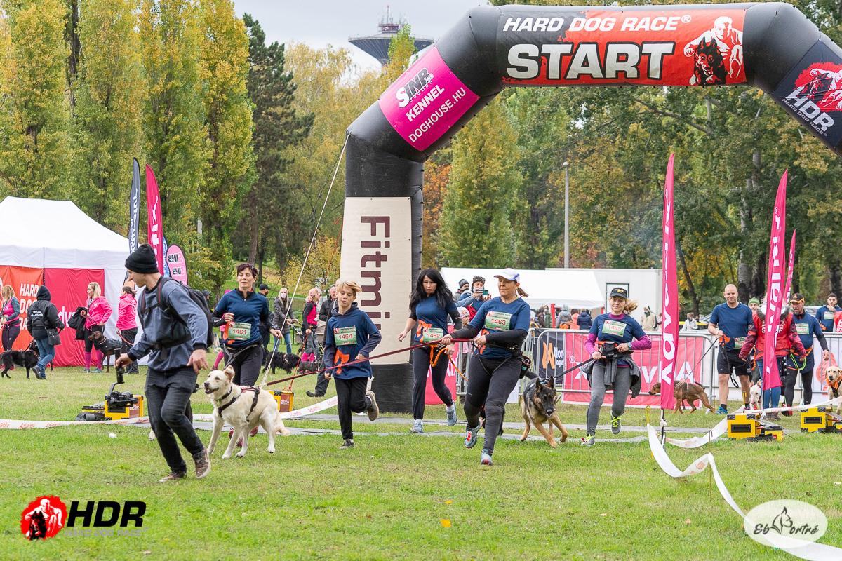Hard Dog Race - Dunaújváros, 2020. október 31.