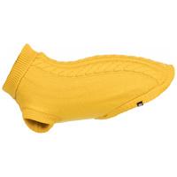 Trixie Kenton sárga kutyapulóver