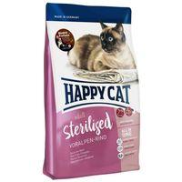 Happy Cat Adult Sterilised Voralpen-Rind | Marhahúsos táp ivartalanított macskáknak