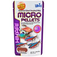 Hikari Tropical Micro Pellets | Kistestű (törpeszájú) halfajok számára