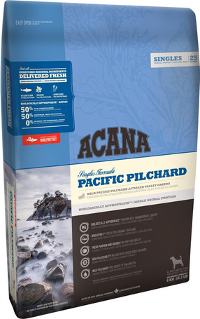 Acana Pacific Pilchard | Kutyatáp csendes-óceáni szardíniából