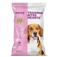Boney Training Bites Hearts - Szívecske alakú jutalomfalatkák kutyáknak