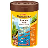 Sera Vipagran Baby ivadéknevelő díszhaltáp