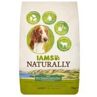 IAMS Naturally Dog – Bárányhúsos szárazeledel