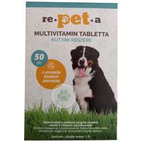 Re-pet-a multivitamin tabletta kutyáknak