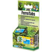 JBL Ferrotabs vastartalmú tápanyag koncentrátum tablettás kiszerelésben