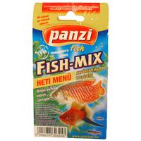 Panzi Fish-Mix hetimenü akváriumi díszhalaknak