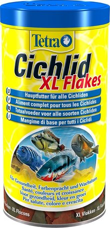 TetraCichlid XL Flakes 1000ml