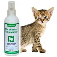 Greenman macskaalom szagtalanító spray