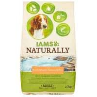 IAMS Naturally Dog – Lazacos szárazeledel