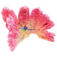 Rózsaszín korall akvárium dekoráció