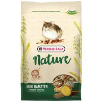 Versele-Laga Nature Mini Hamster | Eledel törpehörcsögök számára