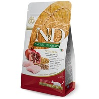 N&D Cat Adult Chicken & Pomegranate Neutered Low Grain