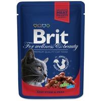 Brit Premium Cat with Beef Stew & Peas