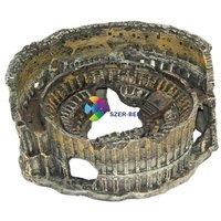 Colosseum akvárium dekoráció