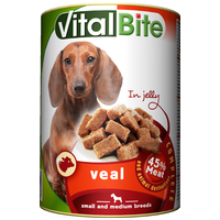 VitalBite borjús konzerv