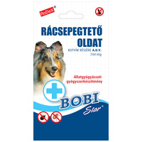 Bobi Star élősködők elleni spot on kutyáknak