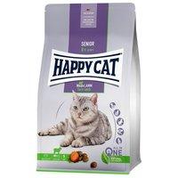 Happy Cat Senior Weide-Lamm l Macskaeledel idősödő macskáknak bárányhússal