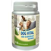 Dog Vital szőr- és bőrtápláló tabletta biotinnal