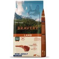 Bravery Dog Adult Mini Grain Free Lamb | Kutyatáp Spanyolországból kis termetű felnőtt kutyáknak | Gabonamentes