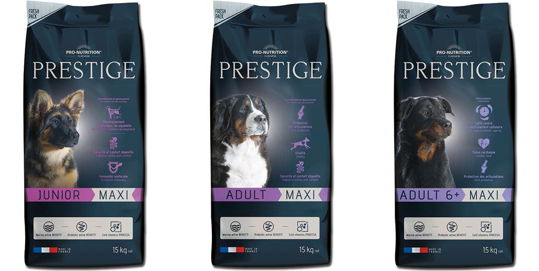 Flatazor Prestige nagytestű kutyáknak