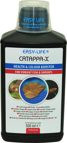 Easy-Life Catappa-X | Catappa levél koncentrátum | Színfokozó díszhalaknak