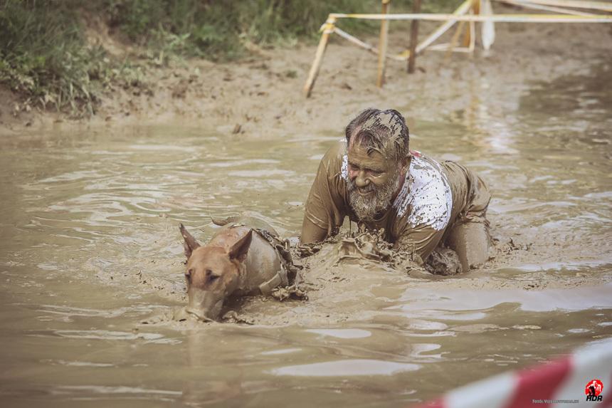 Hard Dog Race 2017 - Sárban