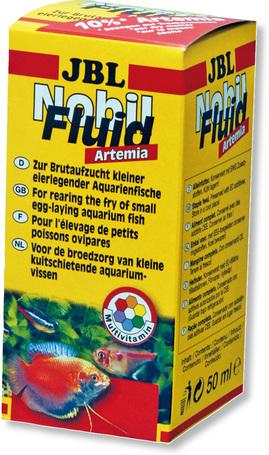 JBL NobilFluid Artemia folyékony ivadéktáp