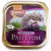 Panzi Delikát pástétom sünök részére marhahúsból