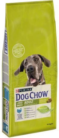 Dog Chow Adult Large Breed pulykahússal