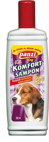 Panzi Komfort kutyasampon