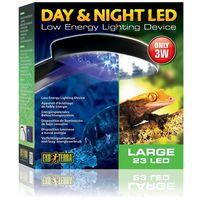 Exo Terra nappali és éjszakai LED lámpa