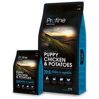 Profine Puppy Chicken & Potatoes | Kölyök- és fiatal kutyák számára készült eledel