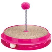Trixie Race & Scratch - Kapd el a labdát négy az egyben cicajáték
